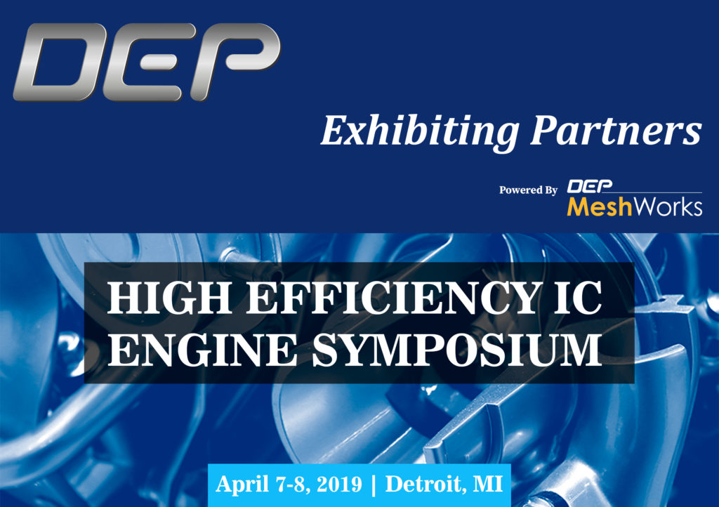 Exhibiting at the SAE High Efficiency Symposium