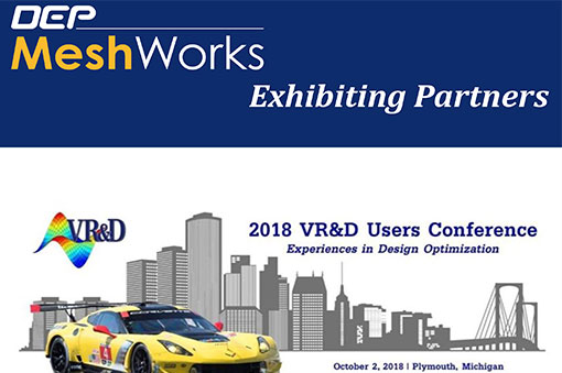 2018 VR&D Users Conference