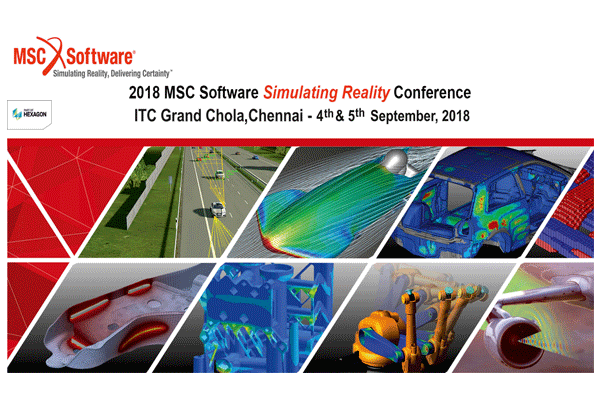 2018 MSC Software Simulating Reality Conference