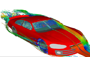 Aerodynamic shape optimization